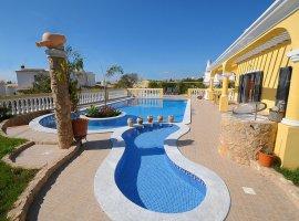 Villa Sesmarias zwembad