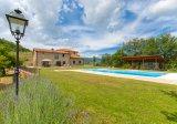 Borgo Bibbiena - 5 slaapkamers, verwarmbaar zwembad - Toscane- Arezzo