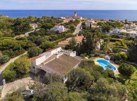 Villa Torre de Cima - Fußweg von den Klippen