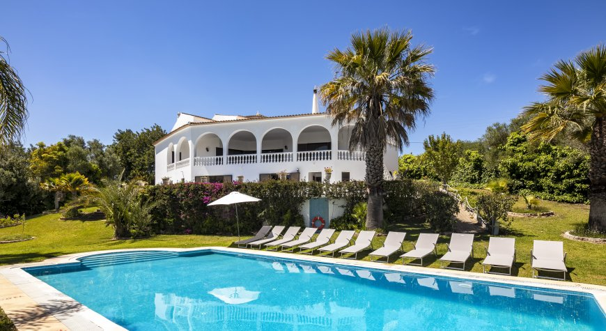 Villa Luz 20 - Huur villa Algarve voor 20 personen
