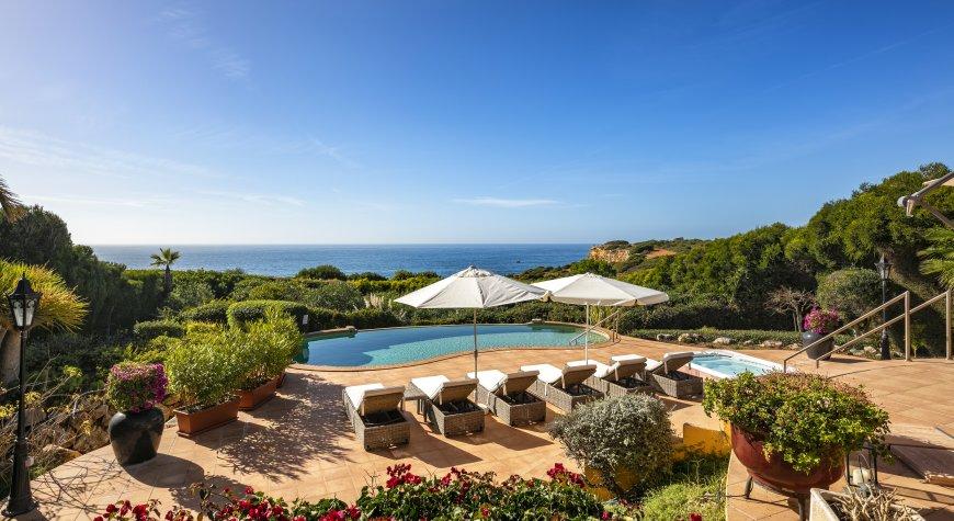 Villa Tres Espadas - Zeezicht