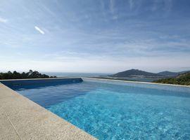 Villa Deluxe uitzicht