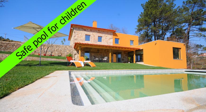 Casa de Eiro - Villa Noord Portugal